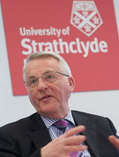 Leading Strathclyde economist warns Scotland's economic recovery is on 'knife edge'