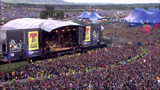 Time for a T-Break, T in the Park?