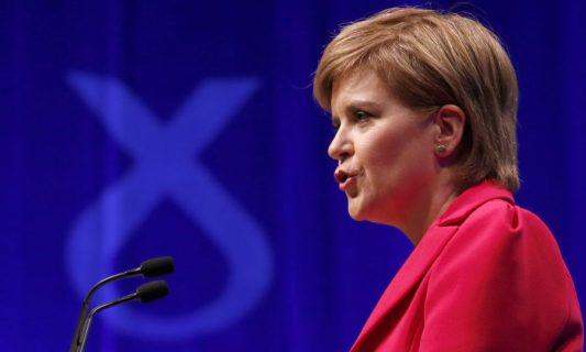 The road to independence, again?