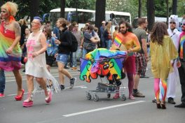"""Pride Month – """"We are a revolution against hate"""""""